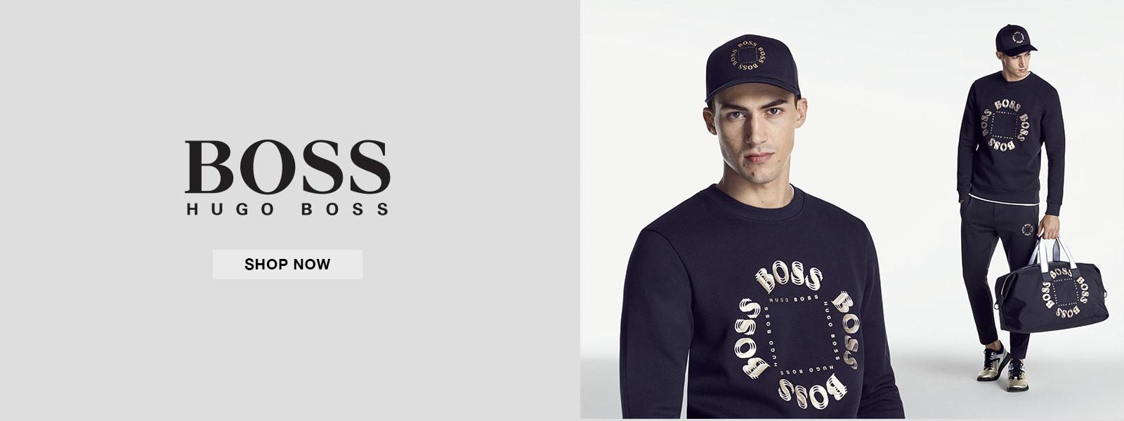 BOSS HUGO BOSS - Shop Now