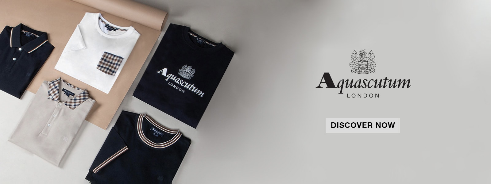 Aquascutum London - Discover Now