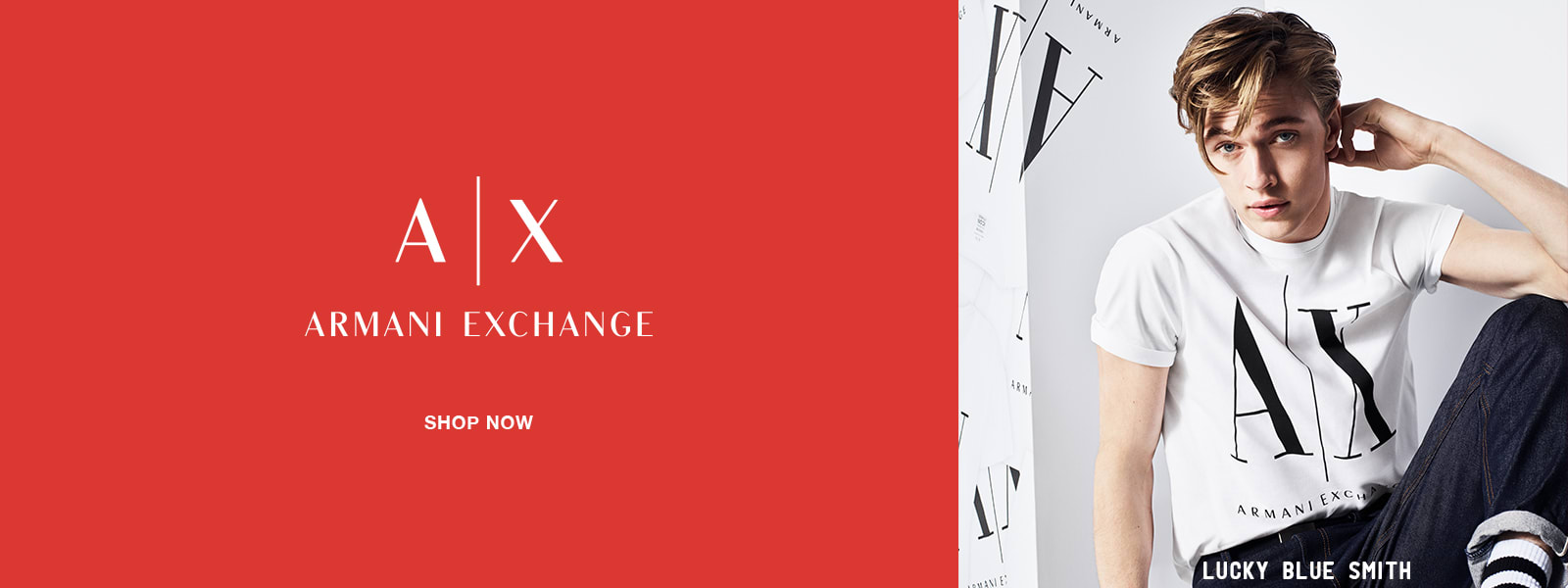 Armani Exchange - Autumn Winter 19 Collection