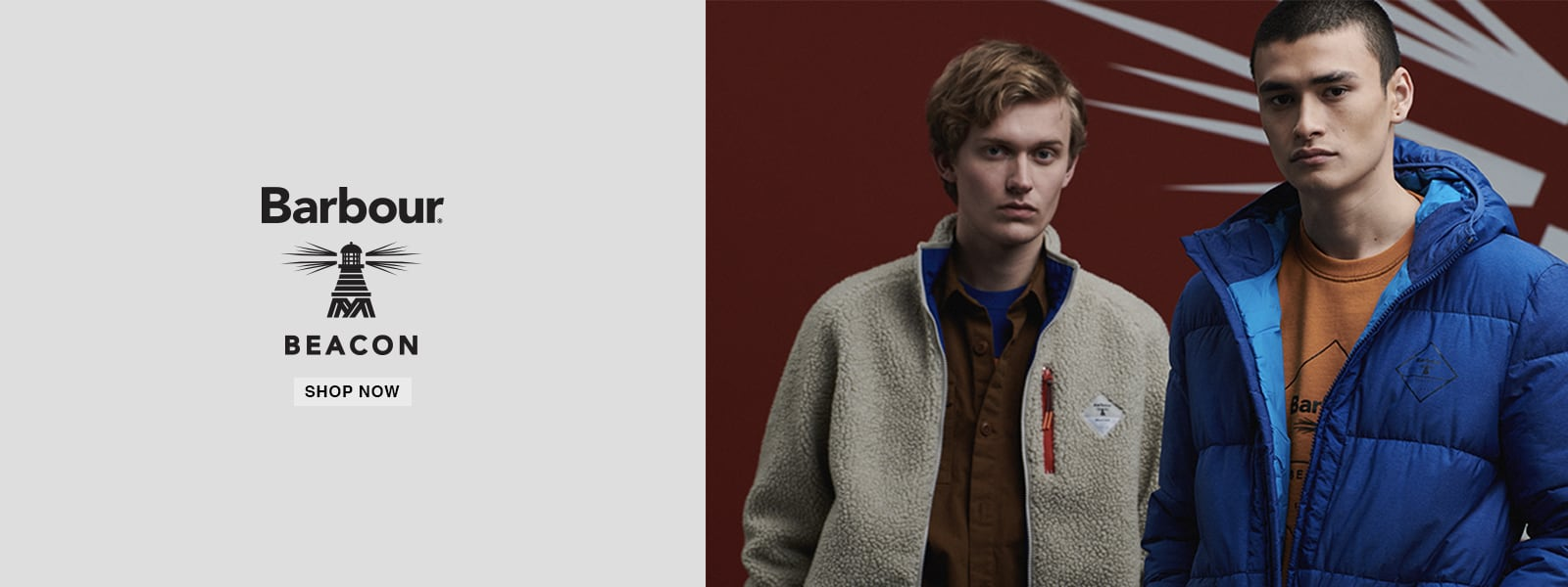 Barbour Beacon - Autumn Winter 19 Collection