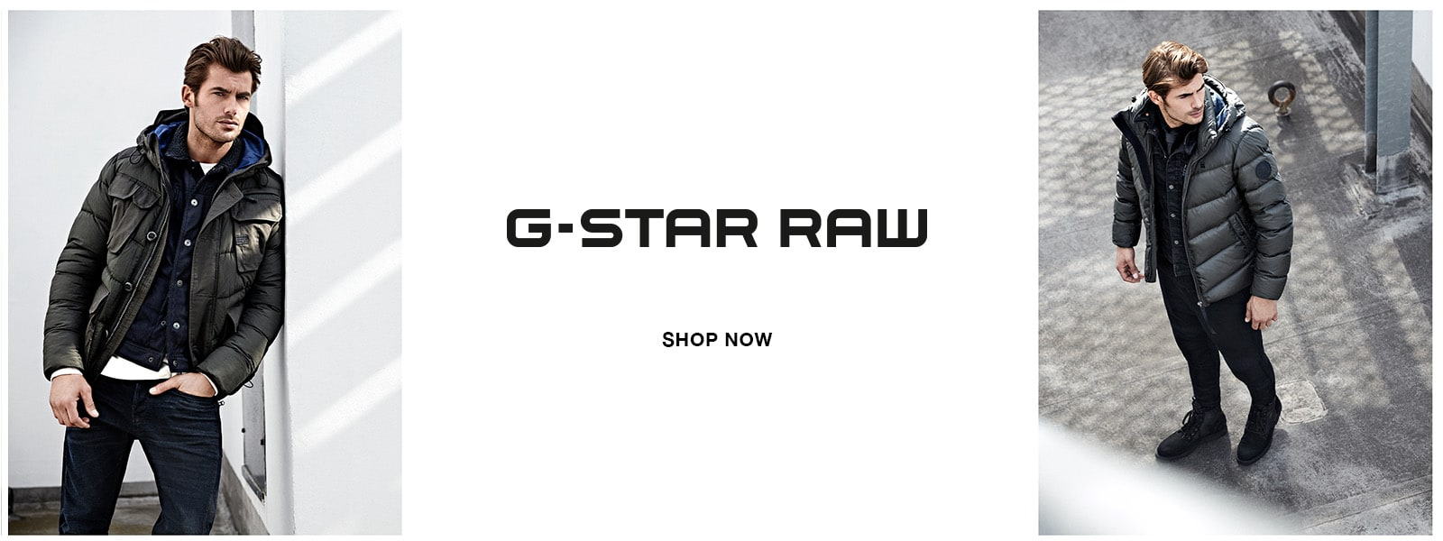 G-Star Raw - Autumn Winter 19 Collection