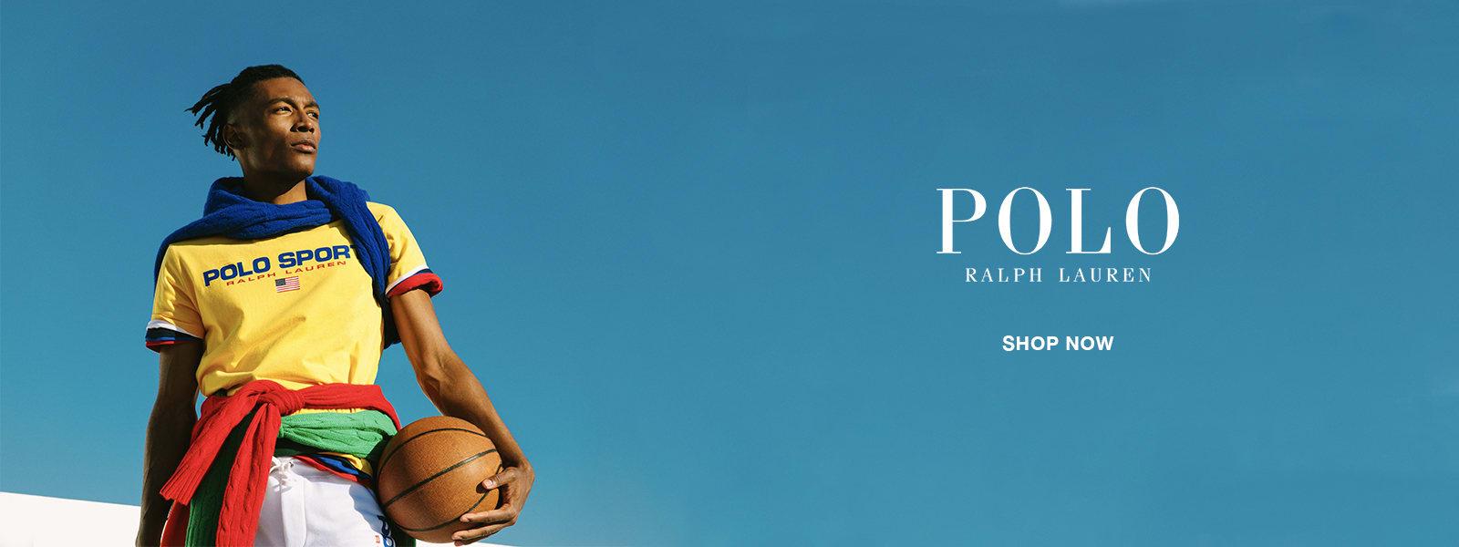 POLO - Ralph Lauren - Shop Now