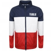 Product Image for Franklin Marshall Nylon Hooded Jacket Navy