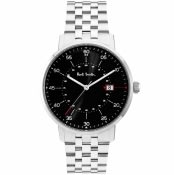 Product Image for Paul Smith Gauge Watch Silver