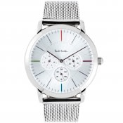 Product Image for Paul Smith Ma Watch Silver