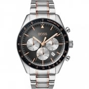 Product Image for BOSS HUGO BOSS Trophy Watch Silver