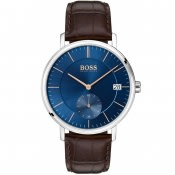 Product Image for BOSS HUGO BOSS Corporal Watch Blue