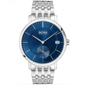 Product Image for BOSS HUGO BOSS 1513642 Corporal Watch Silver