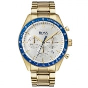 Product Image for BOSS HUGO BOSS 1513631 Trophy Watch Gold