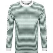 Product Image for Billionaire Boys Club Long Sleeved T Shirt Green