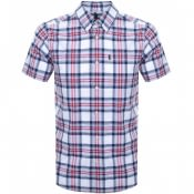 Product Image for Barbour Short Sleeved Pocket Shirt Blue