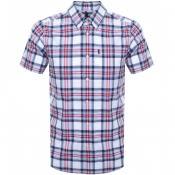 Product Image for Barbour Short Sleeved Pocket Shirt Blue