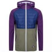Product Image for Barbour Beacon Gable Casual Jacket Purple
