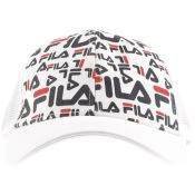 Product Image for Fila Vintage Dash Baseball Cap White