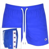 Product Image for Champion Taped Swim Shorts Blue