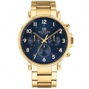 Product Image for Tommy Hilfiger Daniel Chronograph Watch Gold