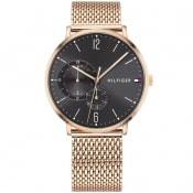 Product Image for Tommy Hilfiger Brooklyn Chronograph Watch Gold