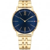 Product Image for Tommy Hilfiger Cooper Watch Gold