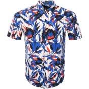 Product Image for BOSS HUGO BOSS Ronn F Short Sleeve Shirt White