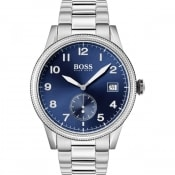 Product Image for BOSS HUGO BOSS 1513707 Legacy Watch Silver