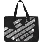 Product Image for Emporio Armani Beach Bag Black