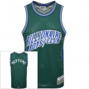 Product Image for Billionaire Boys Club Baseball Vest Green