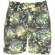 Product Image for Billionaire Boys Club Camo Swim Shorts Yellow