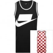 Product Image for Nike Sportswear Logo Vest T Shirt Black