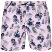 Product Image for Les Deux Polynesia Swim Shorts Pink