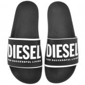 Product Image for Diesel Valla Flip Flops Black