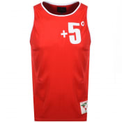 Product Image for Vivienne Westwood Oversized Vest Red