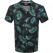 Product Image for Jack Wills Abbotsham Short Sleeved Shirt Black