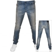 Product Image for Diesel Tepphar 084AQ Jeans Blue