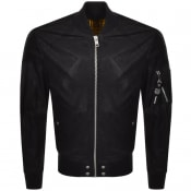 Product Image for Diesel J Nikolai Leather Jacket Black