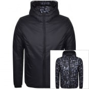 Product Image for Emporio Armani Reversible Down Jacket Navy