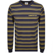 Product Image for Billionaire Boys Club Long Sleeved T Shirt Navy