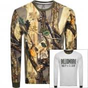 Product Image for Billionaire Boys Club Long Sleeved T Shirt Khaki