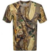 Product Image for Billionaire Boys Club Tree Camo T Shirt Beige