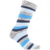 Product Image for Birkenstock Slub Socks Blue