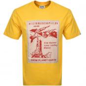 Product Image for Billionaire Boys Club Logo T Shirt Yellow