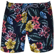 Product Image for Ted Baker Marang Swim Shorts Navy