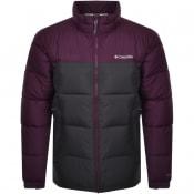 Product Image for Columbia Pike Lake Padded Logo Jacket Purple