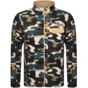 Product Image for Columbia Mountain Side Full Zip Fleece Khaki