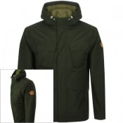 Product Image for Timberland Mt Clay Waterproof Jacket Green