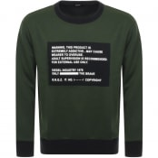 Product Image for Diesel S Bay Sweatshirt Green