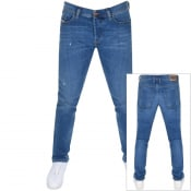 Product Image for Diesel Tepphar 083AX Jeans Blue
