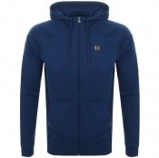 Product Image for Under Armour Rival Full Zip Hoodie Navy