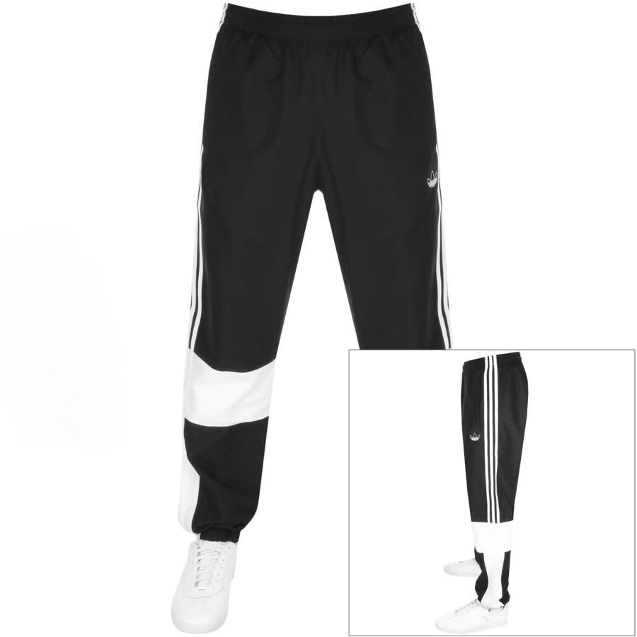 adidas Originals Asymm Joggers Black