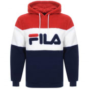 Product Image for Fila Vintage Boris Fleece Hoodie