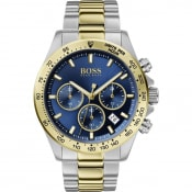 Product Image for BOSS HUGO BOSS Hero Sport Lux Watch Gold
